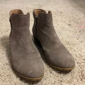 Size 7 lucky brand booties